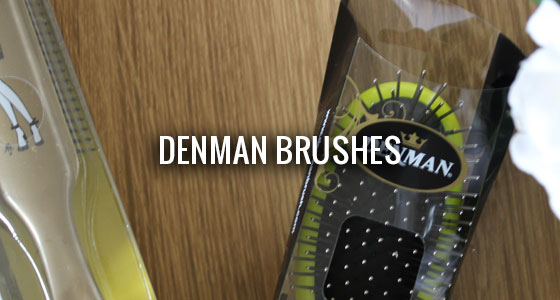 Denman Brushes