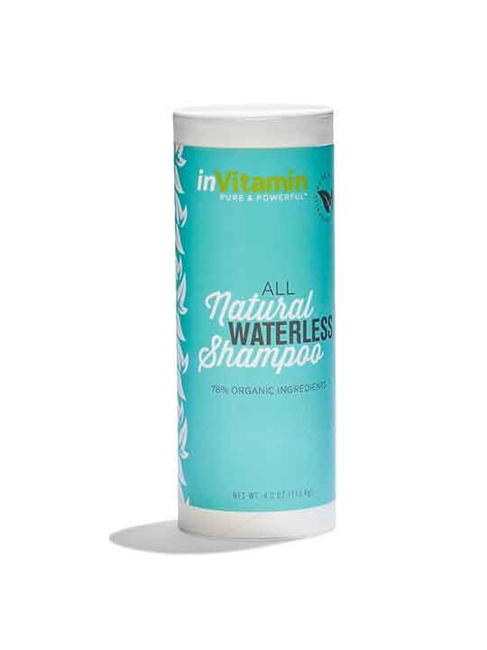 inVitamin-waterless-shampoo